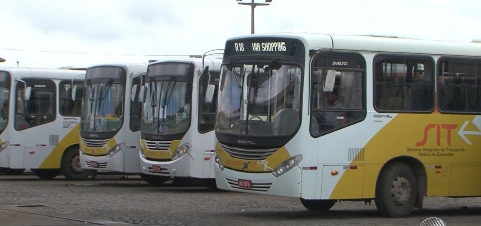 [Tarifa de ônibus em Vitória da Conquista sobre para R$ 3,80 neste domingo]
