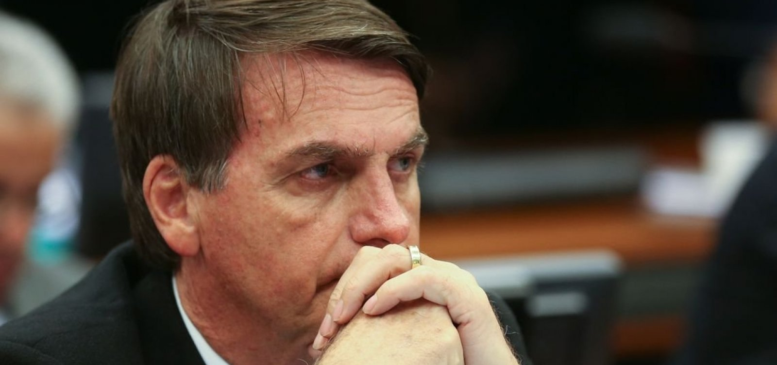 [Bolsonaro diz que suspeitas de fraude nas urnas só valem para voto em presidente]