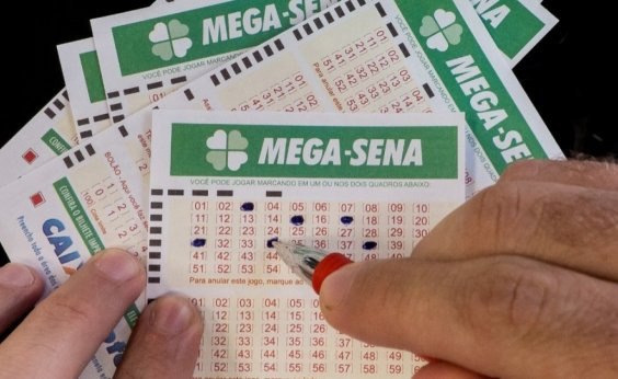[Acumulada, Mega-Sena pode pagar R$ 27 milhões hoje]