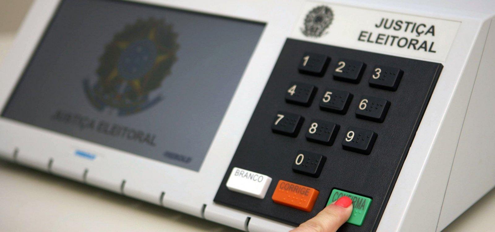 [Financiamento de campanha no primeiro turno custou R$ 2,82 bilhões]