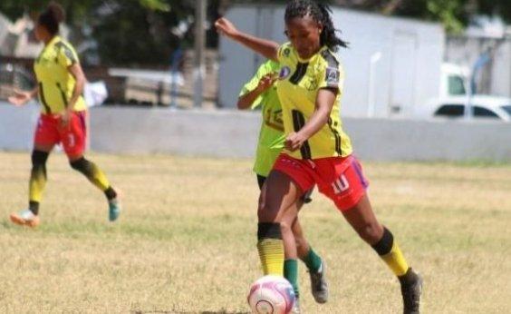 [Primeira rodada do Baianão feminino tem goleada de 18 a 0]
