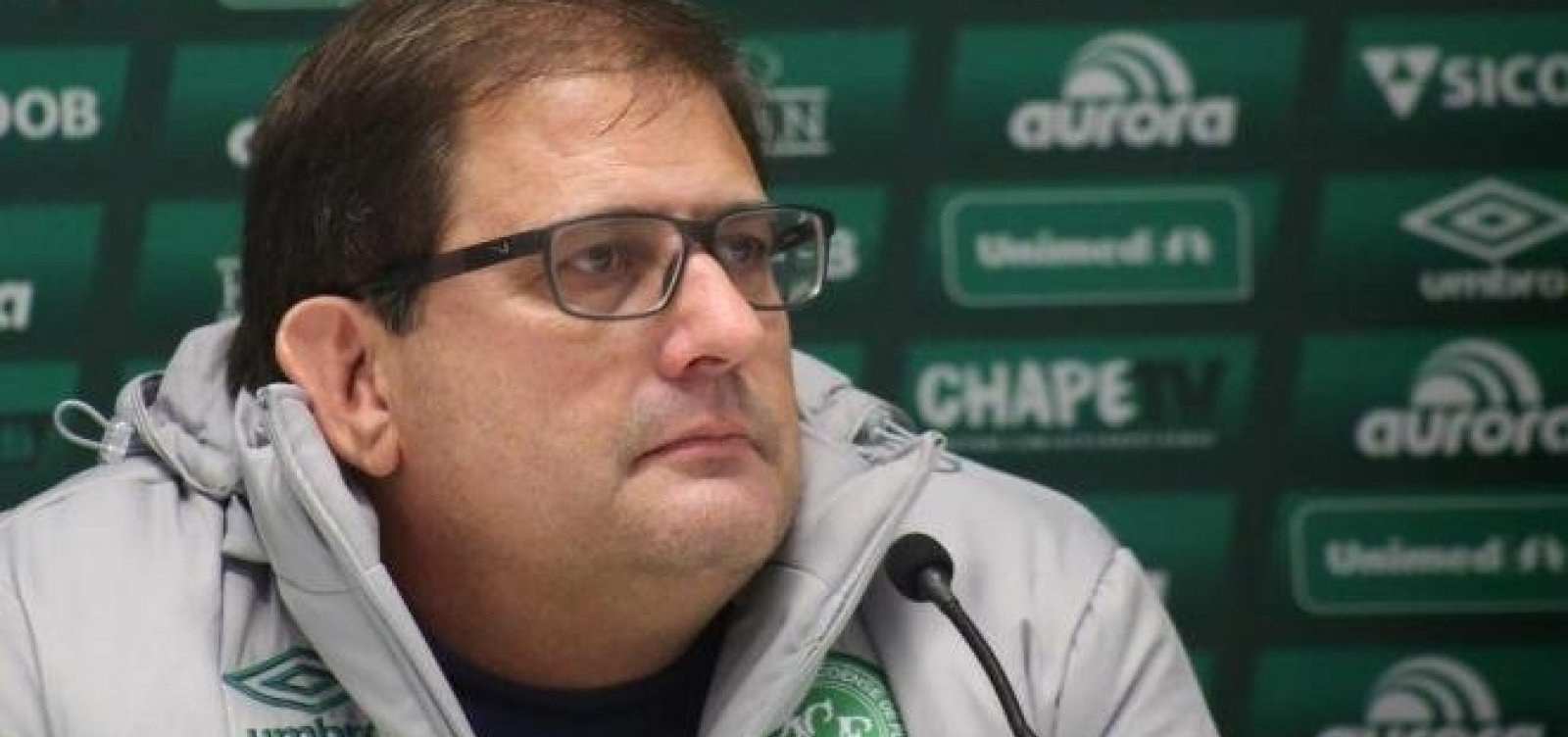 [Guto Ferreira é demitido da Chape após derrota para o Vitória]