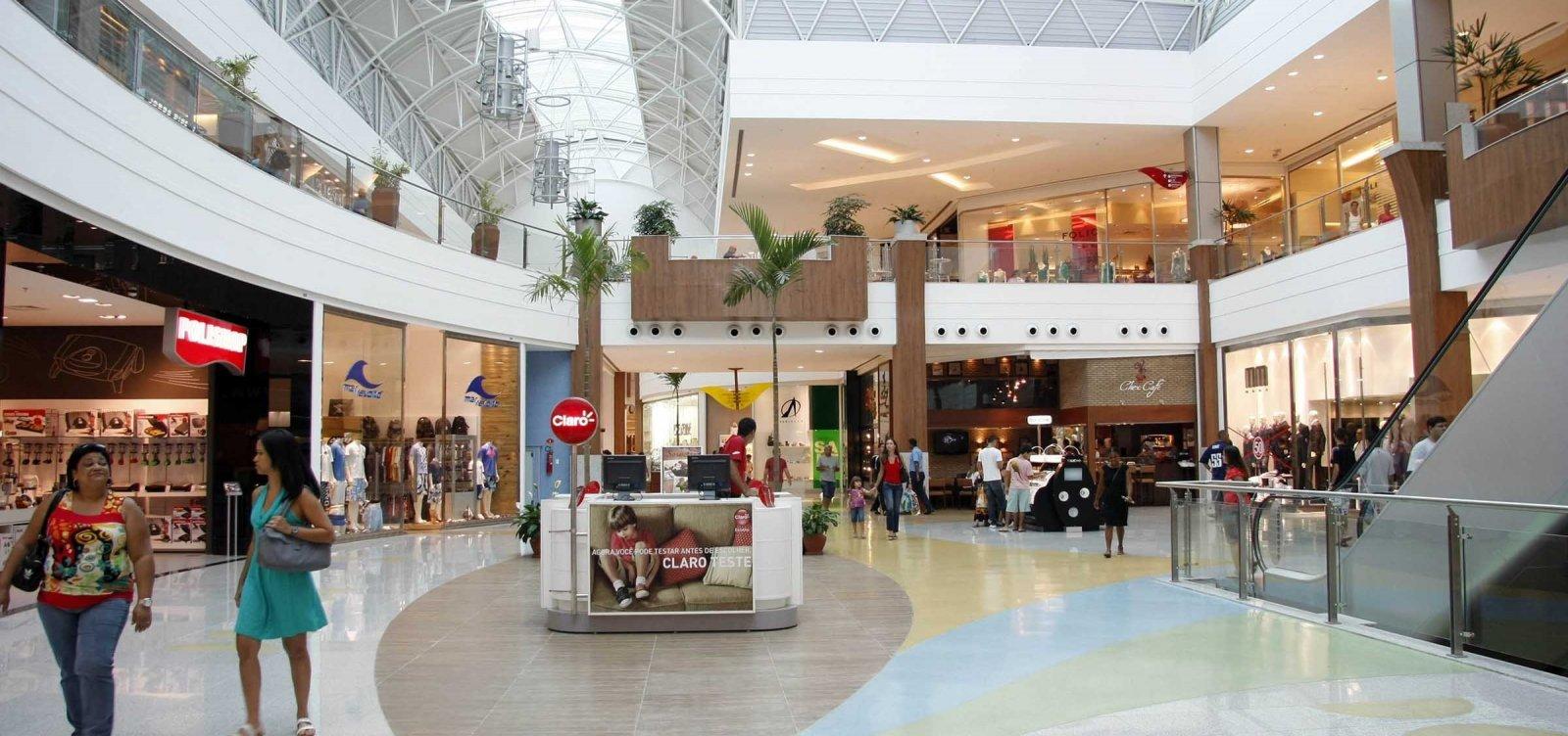 [Shoppings estimam prejuízo de R$ 20 milhões com fechamento no feriadão]
