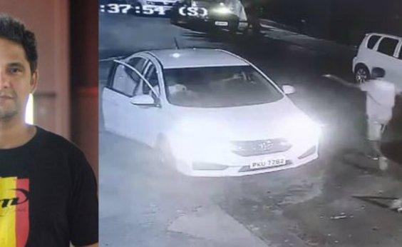 [Cantor da banda Adão Negro sofre assalto no Caminho das Árvores; veja vídeo]