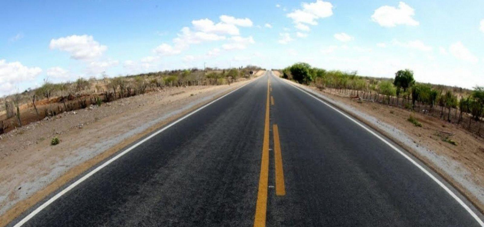 [Bahia registra 55 acidentes com 10 mortes e 57 feridos em rodovias durante feriado]