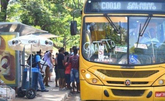 [Após morte de homem, ônibus voltam a circular no Parque das Bromélias]