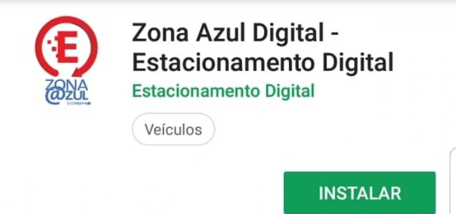 [Zona Azul digital: mais empresas devem ser credenciadas, avisa Müller]