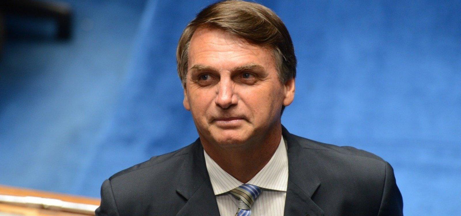 ['Quem vai mandar no Brasil são os capitães', diz Bolsonaro no Bope]