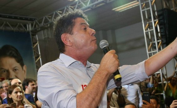 [Em evento pró-Haddad, irmão de Ciro diz que PT vai perder eleição]