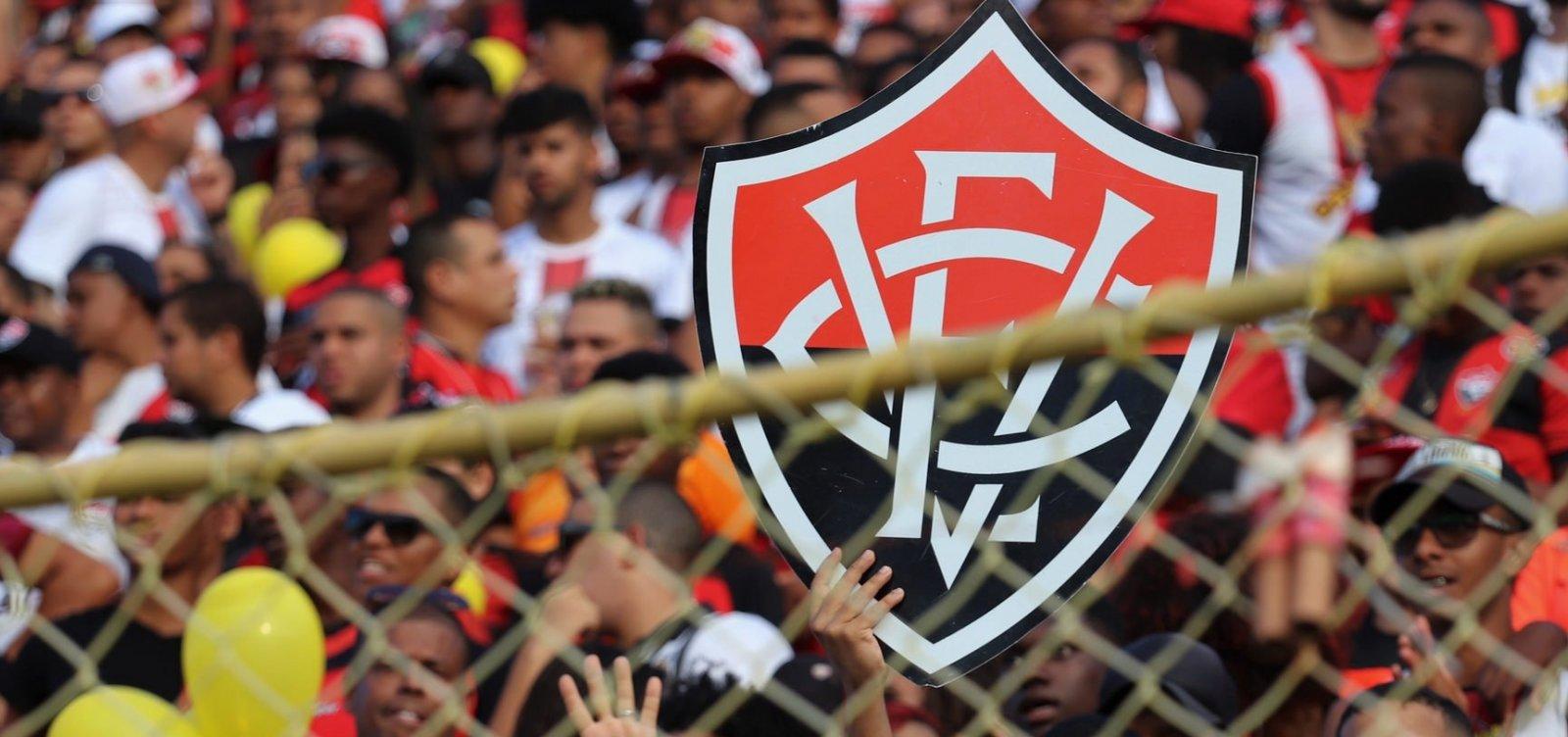 [Vitória lança promoção de ingressos para jogo com o Corinthians]