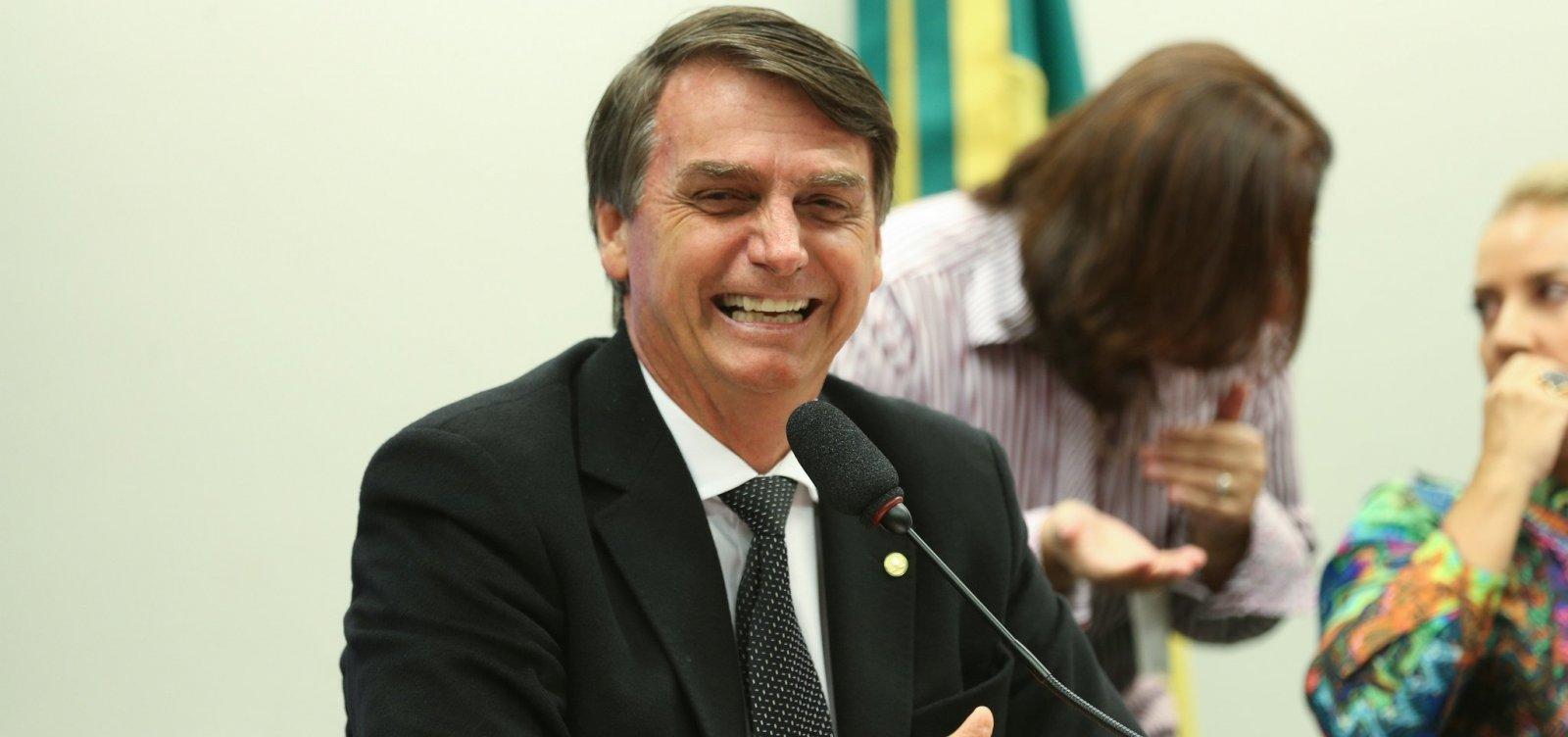 [Bolsonaro pediu que frente rural indique nomes para Agricultura]