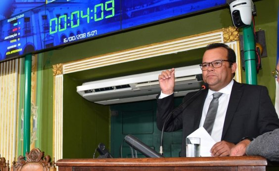 [Geraldo Junior recebe apoio de dez vereadores e escolhe coordenadores de campanha para presidência da CMS]