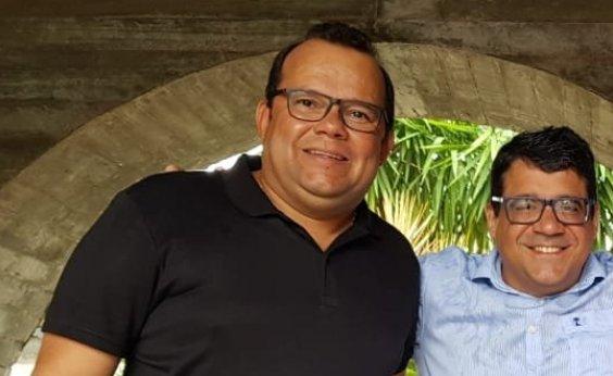 [Geraldo Jr. recebe apoio de Daniel Rios e chega a 12 apoiadores para presidência da Câmara]