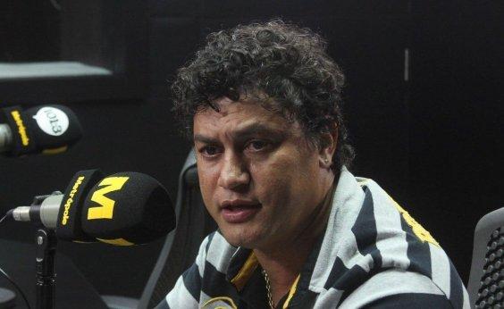 [Popó abandona vida política e critica Félix Mendonça: 'Odeio gente mentirosa' ]