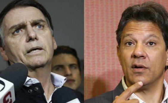 [Após adiamento, TSE faz reunião com equipes de Bolsonaro e Haddad para discutir fake news]