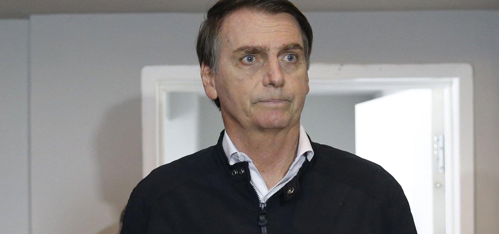 [Bolsonaro deve tirar fala de Cid Gomes do programa eleitoral da TV]