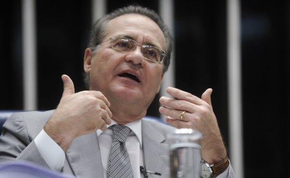 [Renan Calheiros nega que será candidato à presidência do Senado]