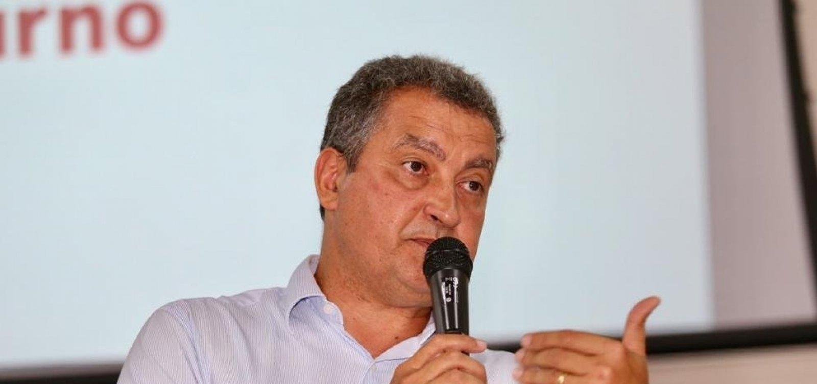 ['Objetivo é garantir 80% de votos válidos para Haddad na Bahia', diz Rui]