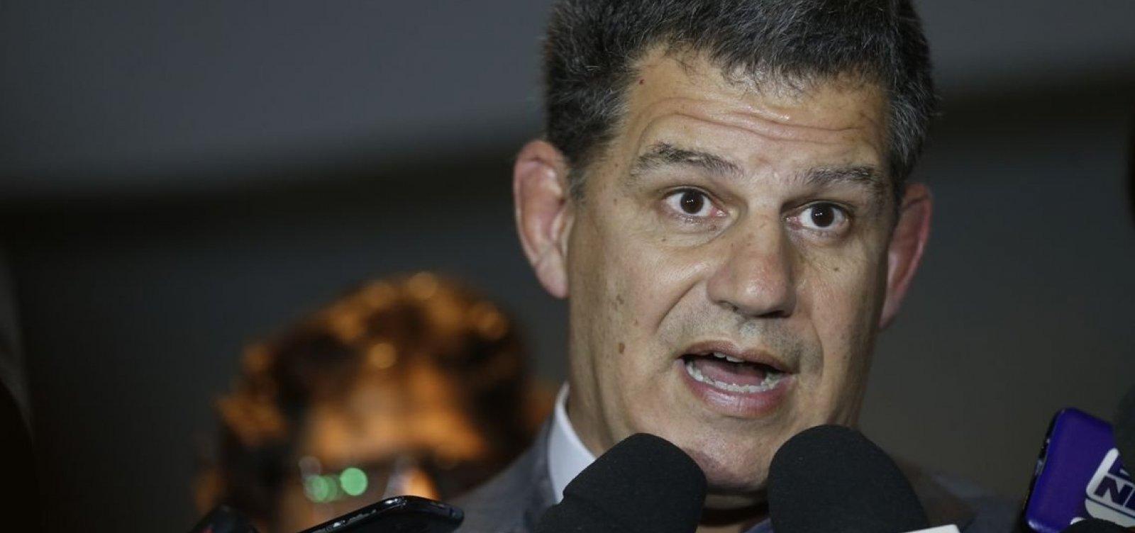 [Presidente do PSL diz que Bolsonaro não vai participar de debates]