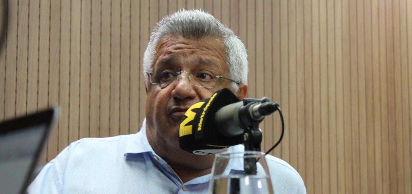 ['Acho que Lula foi muito personalista' ao escolher Haddad candidato, diz Bacelar]