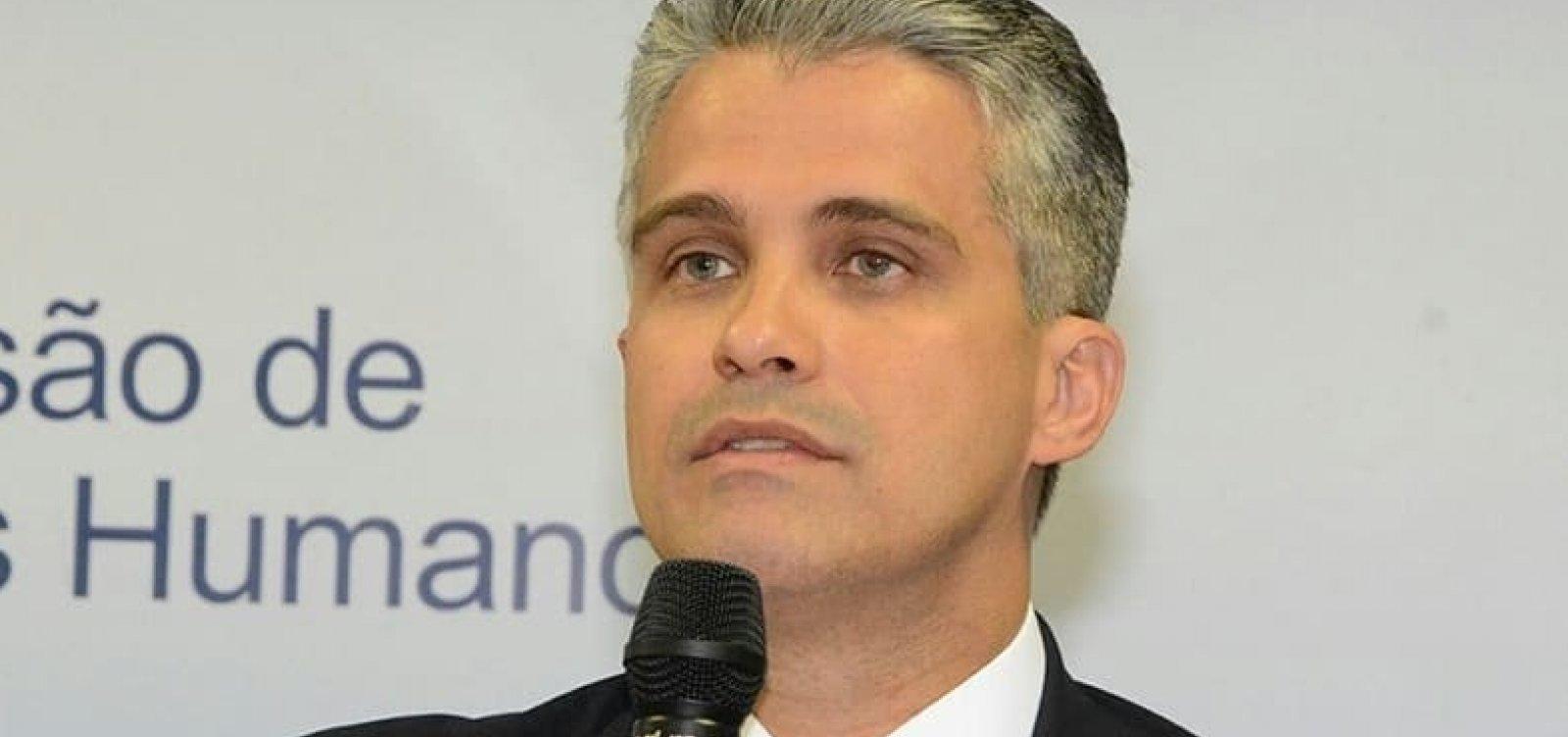 [Presidência da OAB-BA: Fabrício confirma chapa com Ana Patrícia como vice]
