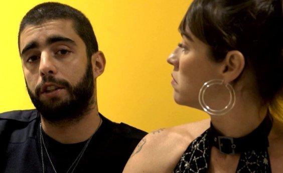[Luana Piovanni dá toque ao vivo no marido: 'Tá comendo a carne, papai? Tem um ossinho pra roer!']