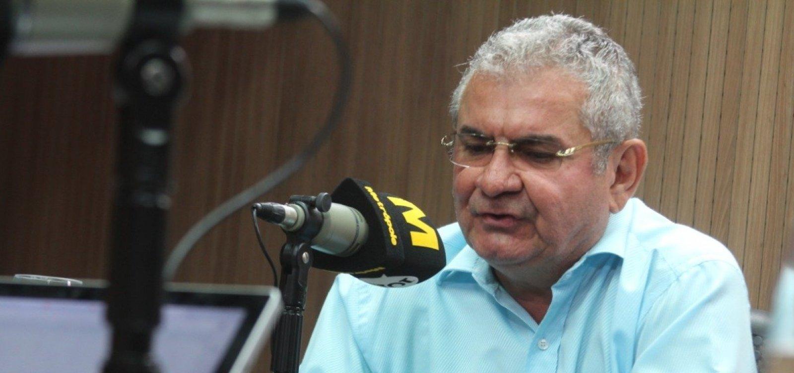 [Coronel critica Bolsonaro e ironiza Marcelo Nilo: '[Ganhei] sem os votos dele']