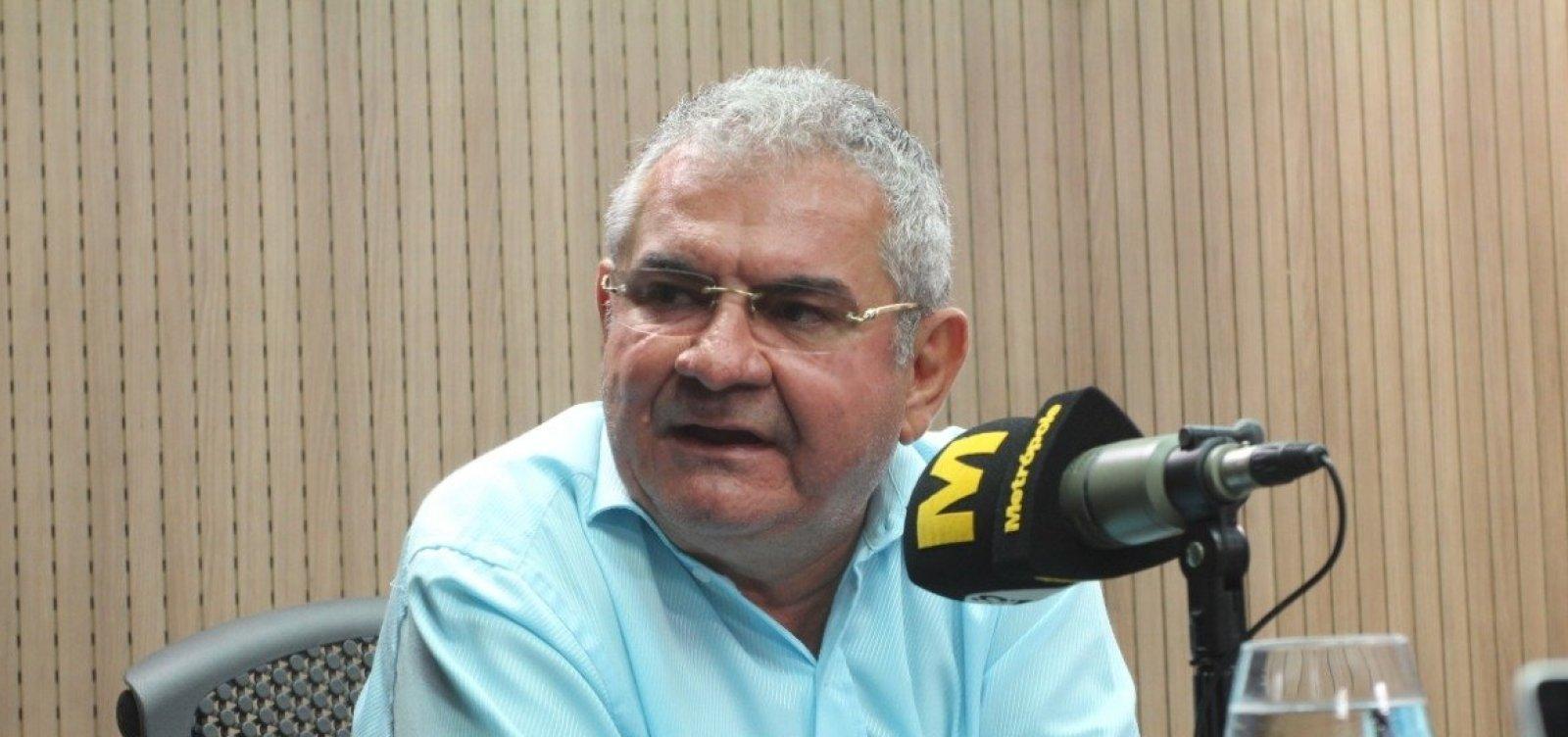 [Presidente revela que AL-BA vai precisar de suplementação neste ano para fechar as contas]