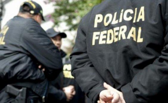[Dois suspeitos são detidos em operação da PF-ES contra pornografia infantil]