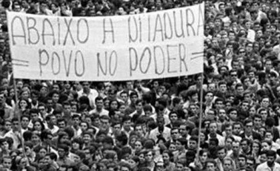 [Metade dos eleitores afirmam que há 'alguma chance' de haver nova ditadura no Brasil, diz Datafolha]