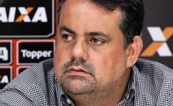 [Diretor de futebol do Vitória é punido pelo STJD com suspensão de 15 dias]
