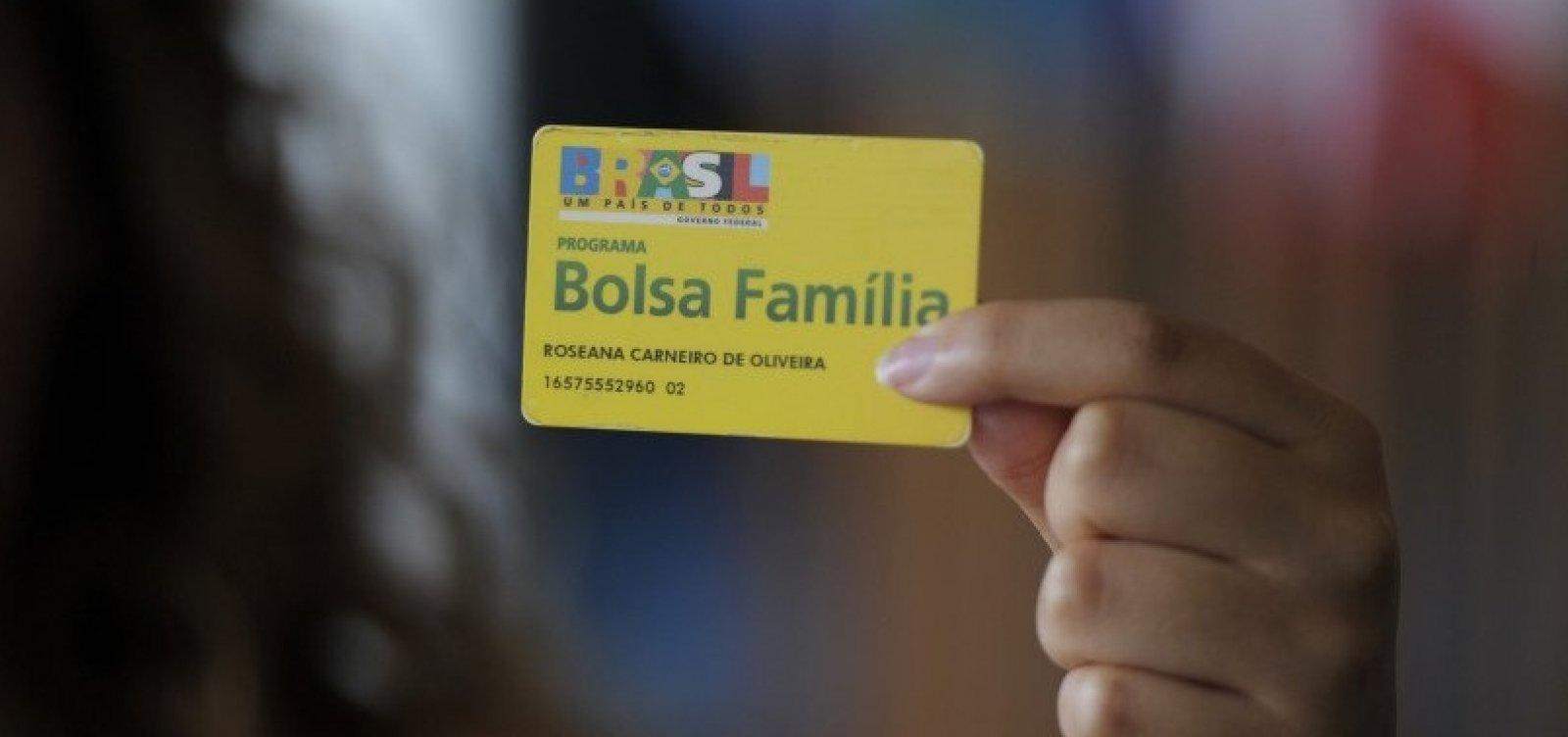 [Governo identifica doações a candidatos de beneficiários do Bolsa Família]