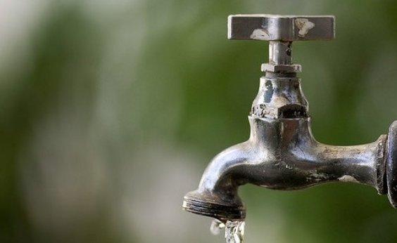 [Abastecimento de água é interrompido em Itaparica e localidades de Vera Cruz a partir de segunda]