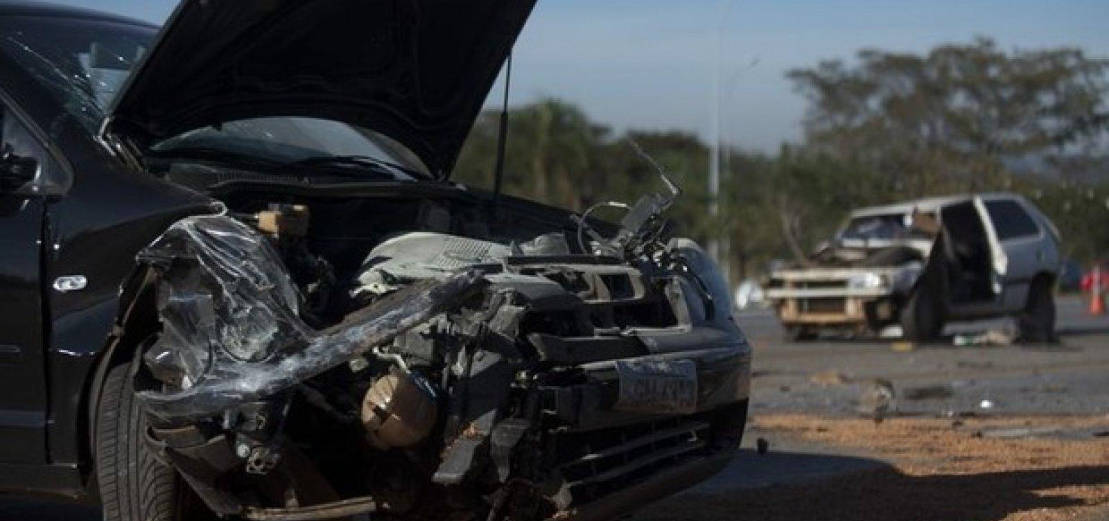 [Acidentes de trânsito com vítimas caem 18% até agosto]
