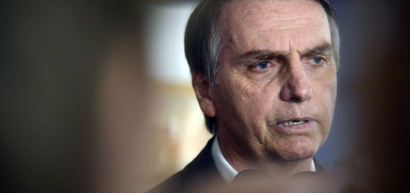 [TSE suspende propaganda do PT que mostra Bolsonaro favorável à tortura]