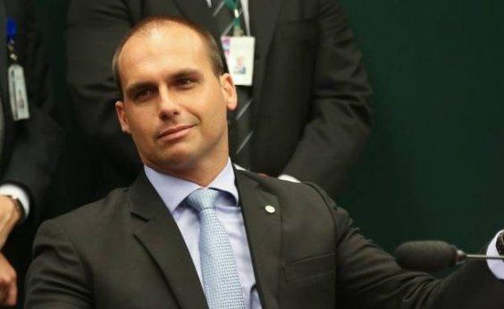 [Filho de Bolsonaro diz que para fechar STF 'basta um soldado e um cabo'; veja vídeo]