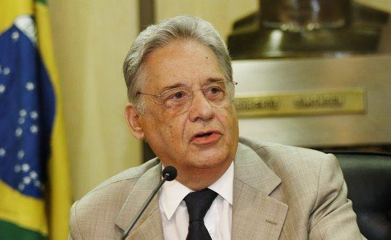[Fernando Henrique repudia fala do filho de Bolsonaro sobre STF: 'Cheira a fascismo']
