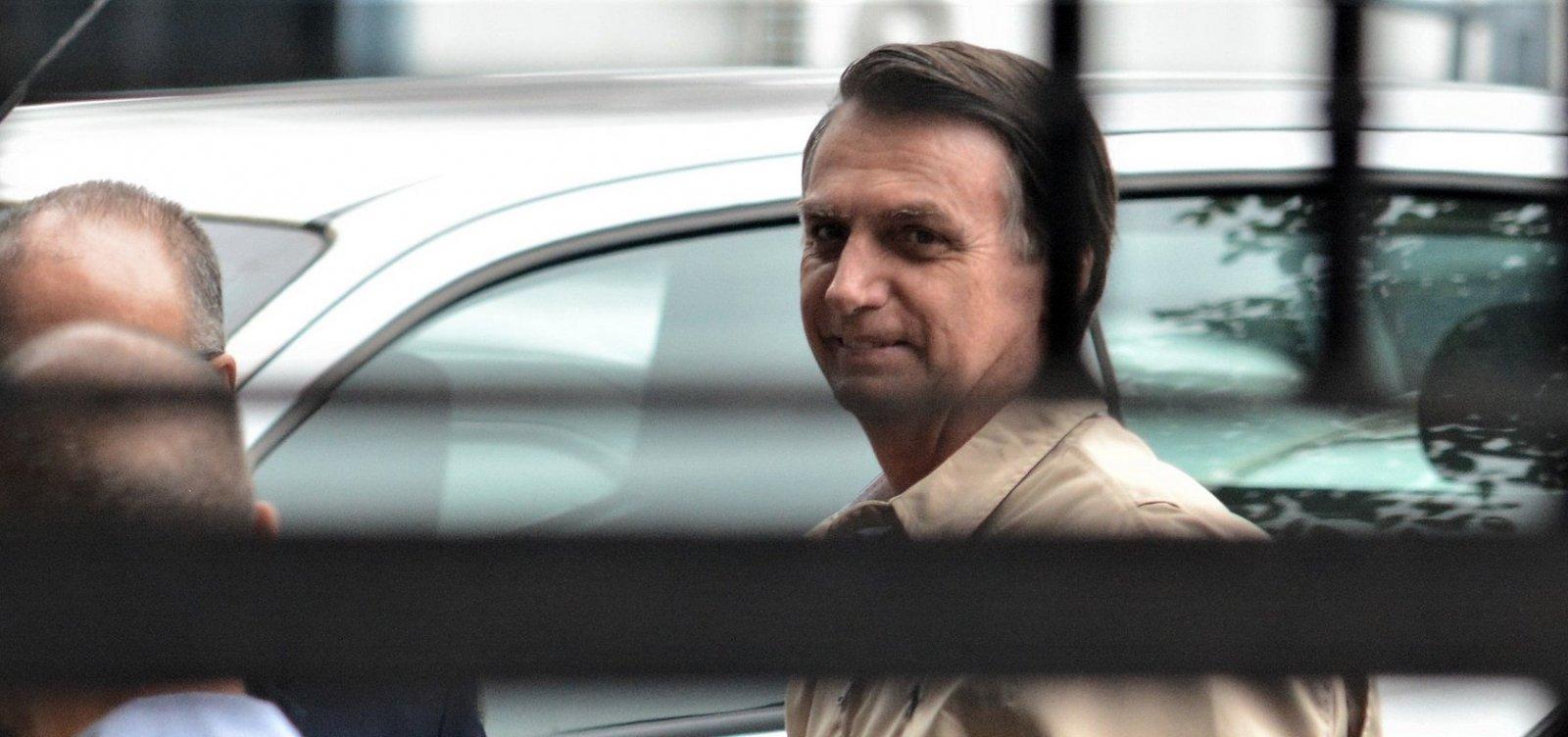 ['Se alguém falou em fechar STF, precisa de psiquiatra', diz Bolsonaro sobre fala do filho]
