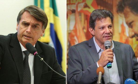 [TSE nega direito de resposta de Bolsonaro contra Haddad]