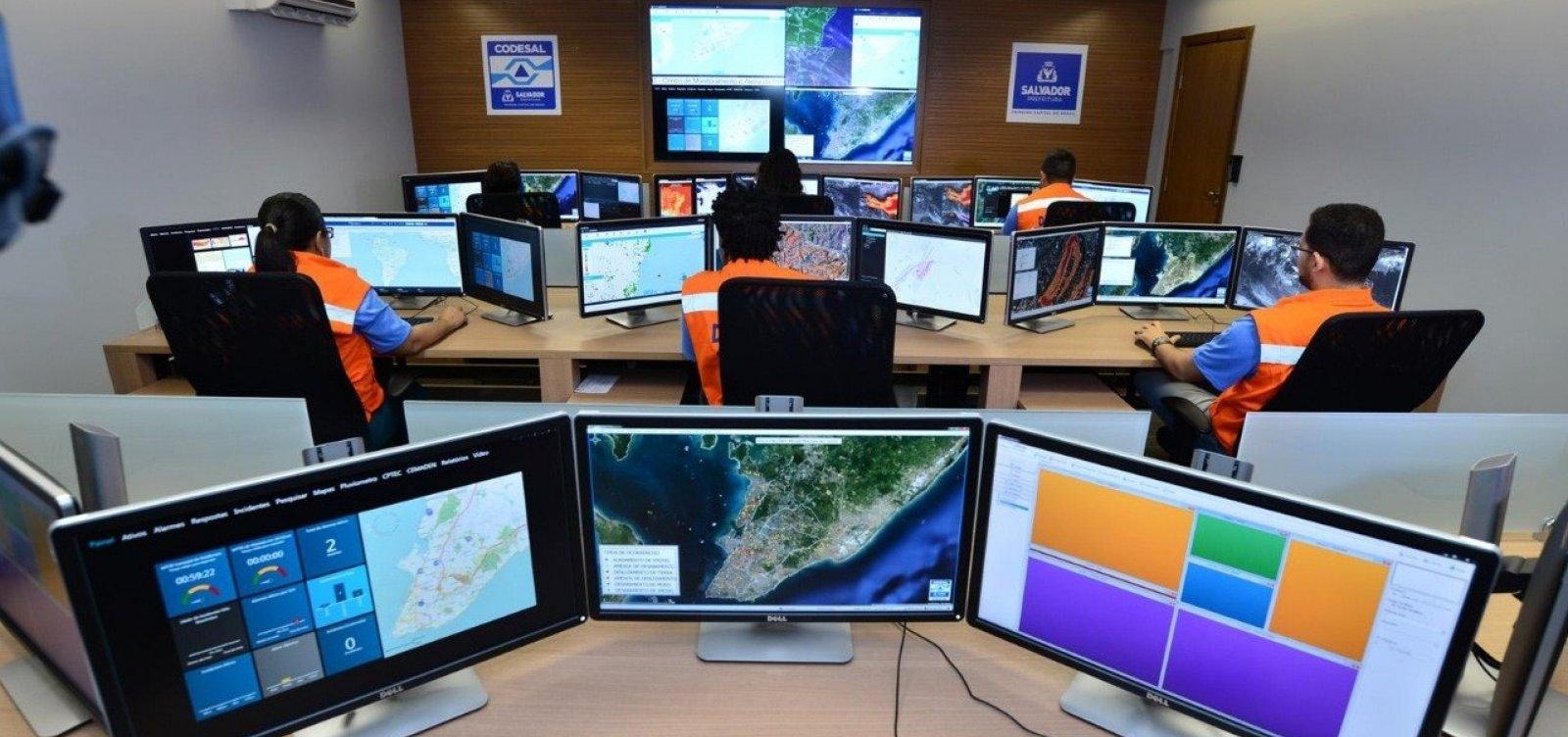 [Defesa Civil registra 22 solicitações ligadas à chuva em Salvador]