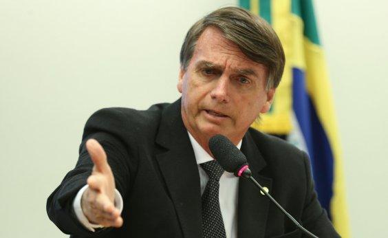 [Bolsonaro conversa com Temer para suspender intervenção no RJ, diz site]