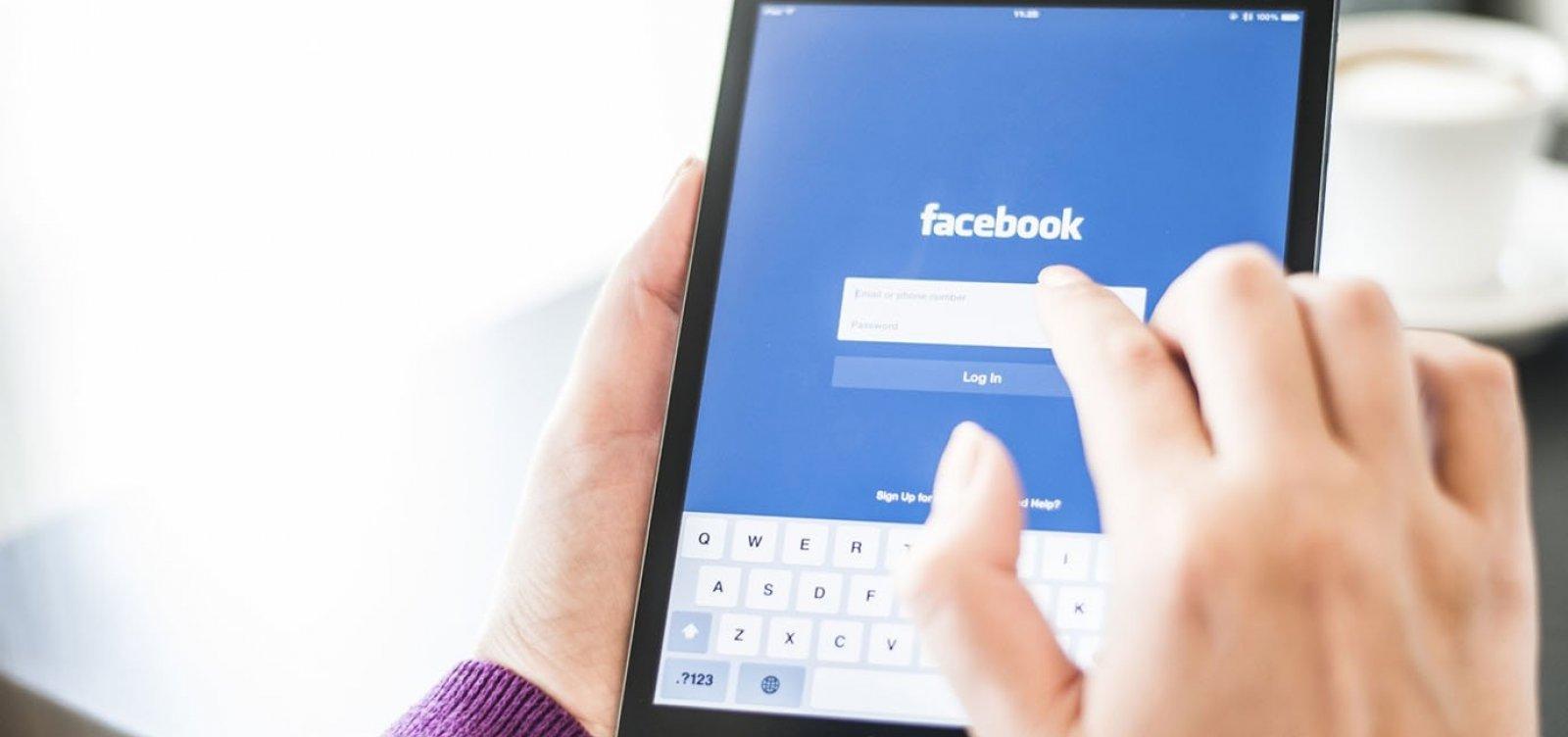 [Facebook bane 68 páginas e 43 contas de grupo que divulgava spam político]