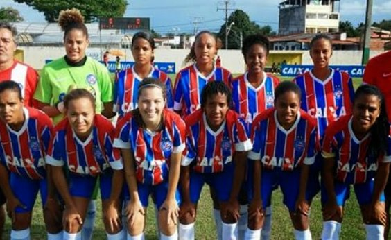 [Bahia deve apresentar time feminino para 2019]