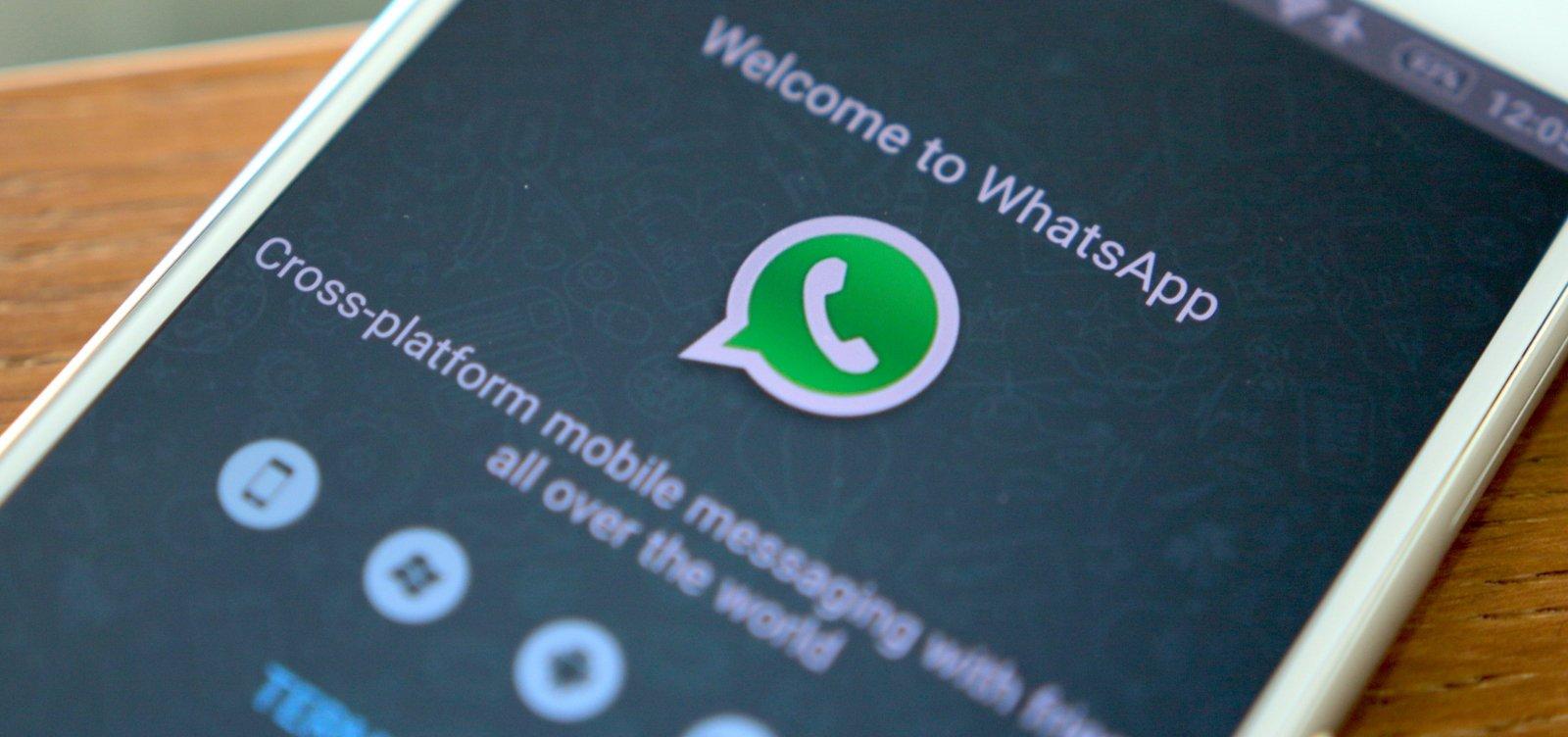 [WhatsApp não terá como limitar número de encaminhamentos de mensagens antes do 2º turno]