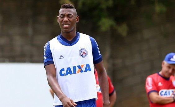 [Bahia perde lateral Léo para decisão da Sul-Americana]