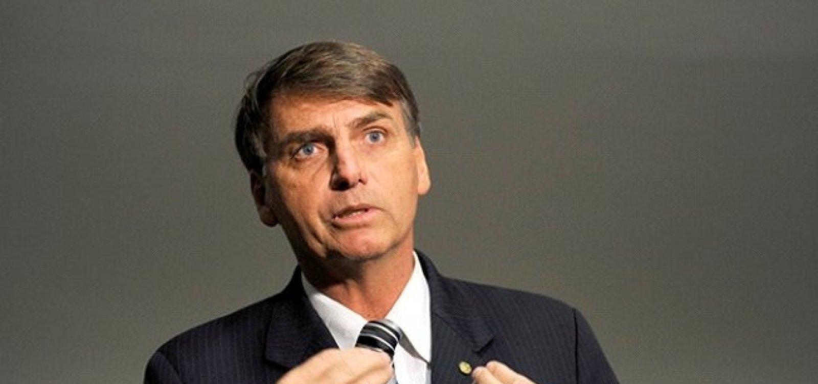 [Bolsonaro defende redução do número de deputados]