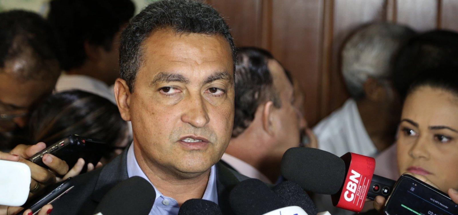 [Rui Costa repudia declaração 'preconceituosa' de Bolsonaro à Bahia]