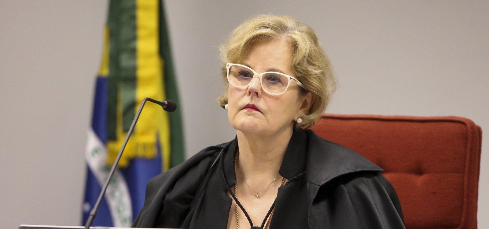 [PF abre quatro inquéritos para investigar ameaças a Rosa Weber]