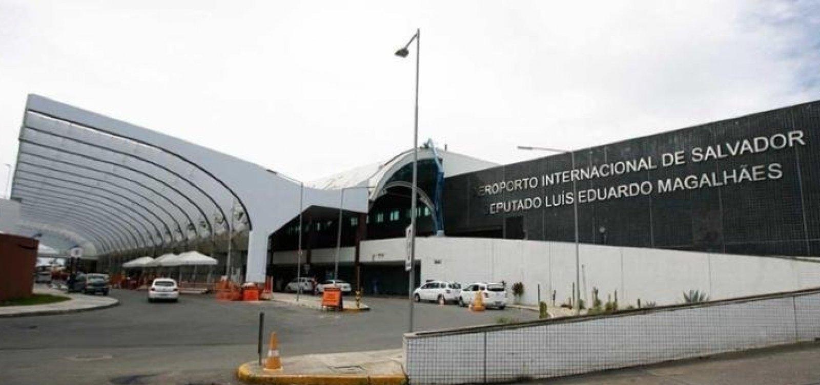 [Nova loja duty free do Aeroporto de Salvador abre no início do ano que vem]