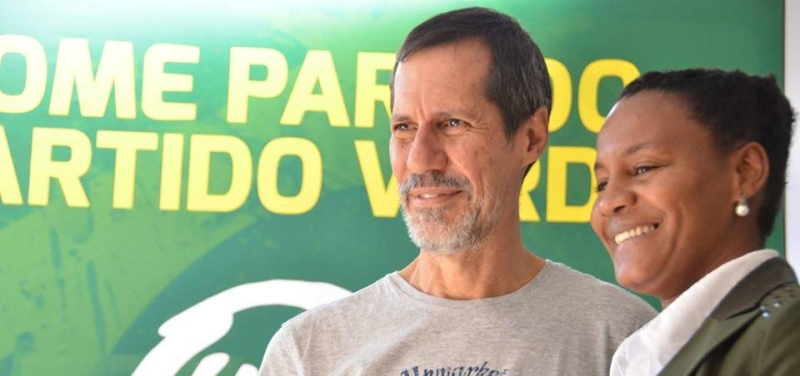 ['Votarei nulo, contra o PSL e contra o PT', diz ex-vice de Marina Silva]